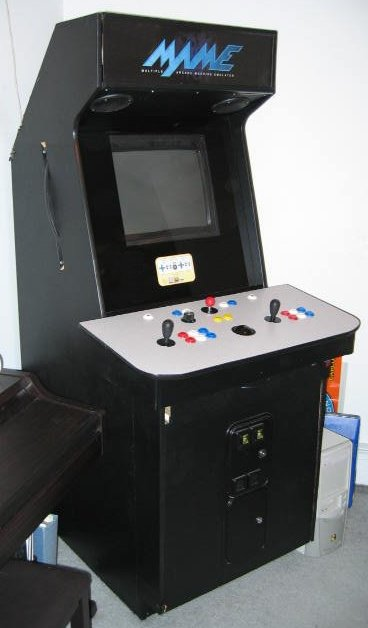 Russ Mame Cabinet