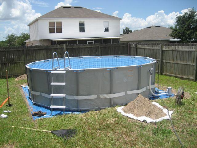 Backyard swimming pools walmart klassewasser de baden im for Garten pool intex